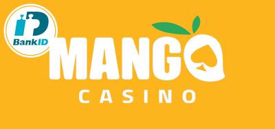 Mango Casino logo BankID