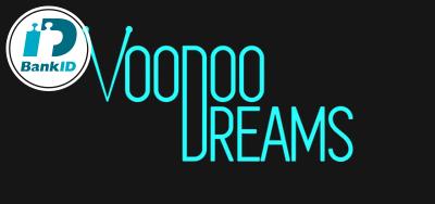 VoodooDreams casino logo BankID