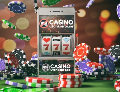Vi presenterar nya Casinoutankonto.se