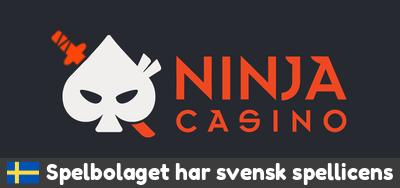 ninja casino logo
