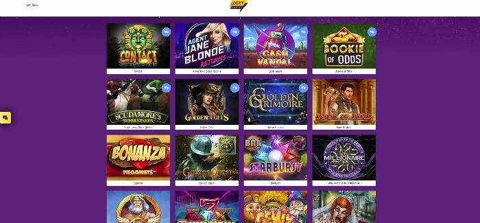 Lucky casino sajt