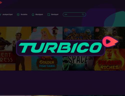 Nu lanserar en helt ny spelsajt vid namn Turbico