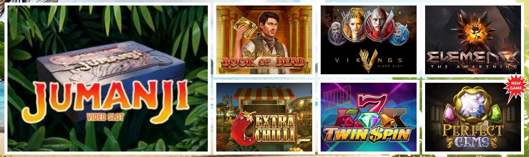 Mango casino slots