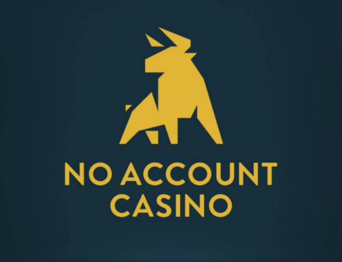En ny slot hos No Account Casino
