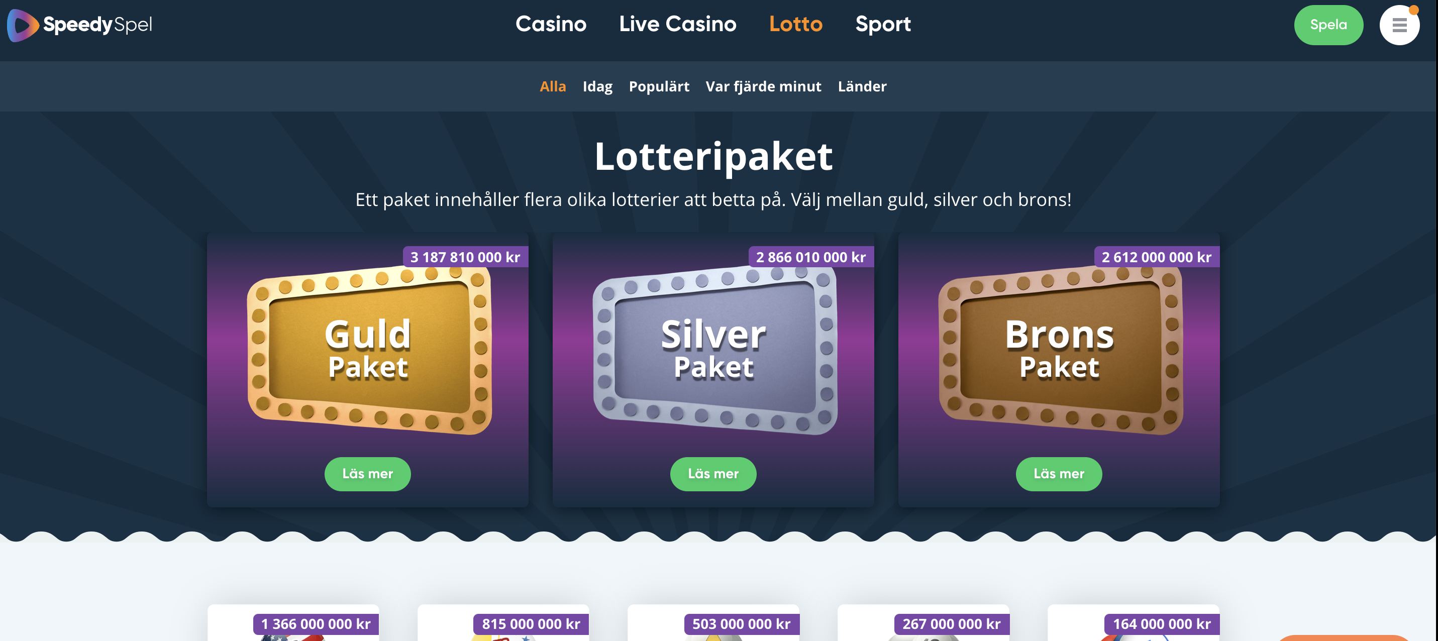 speedyspel casino